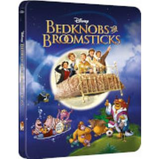 Bedknobs and Broomsticks BD Steelbook [Blu-ray] [Region Free]